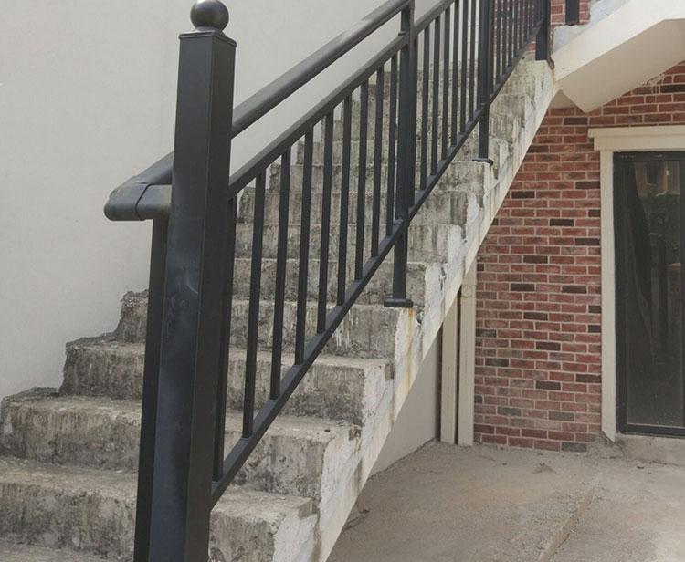 楼梯扶手案例二
