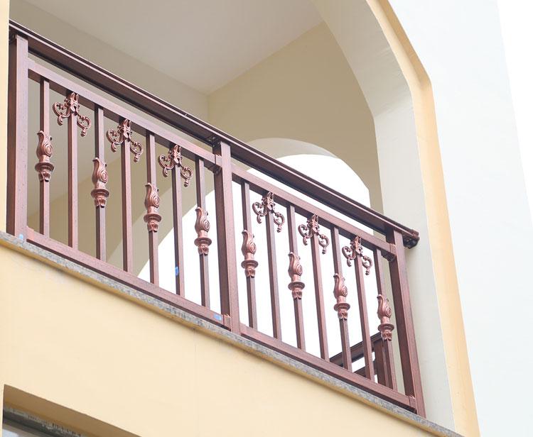 铝艺阳台护栏栏杆