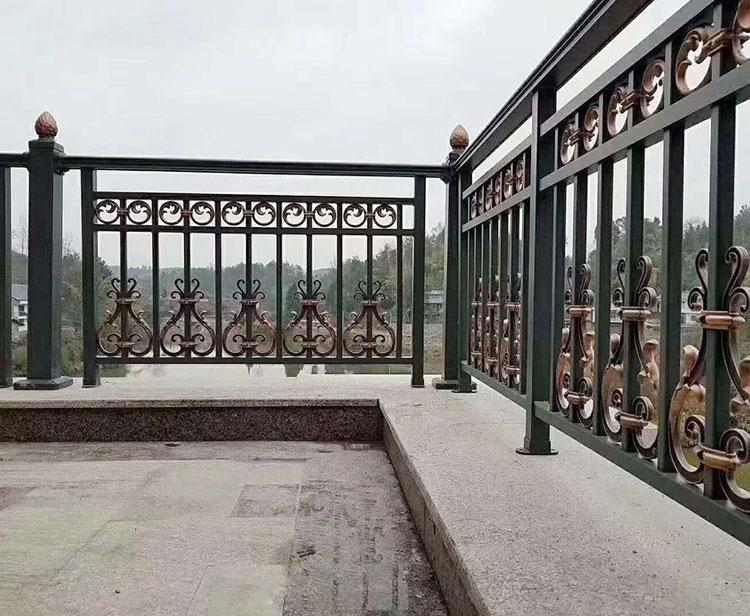 铝艺阳台栏杆护栏