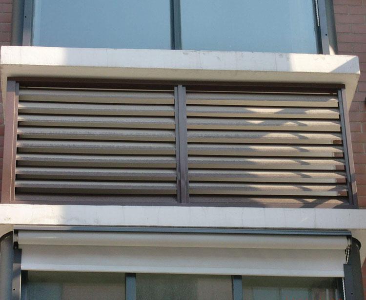 铝艺空调护栏
